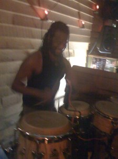 Smiley Samba Drummer