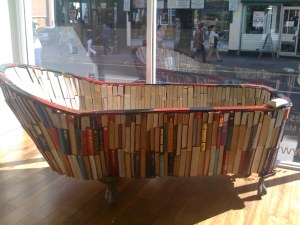 Book Bathtub