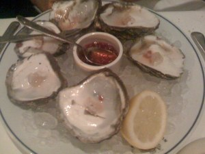 Demolished Oysters
