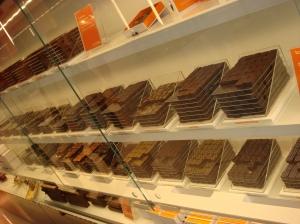 Artisan du Chocolat Display