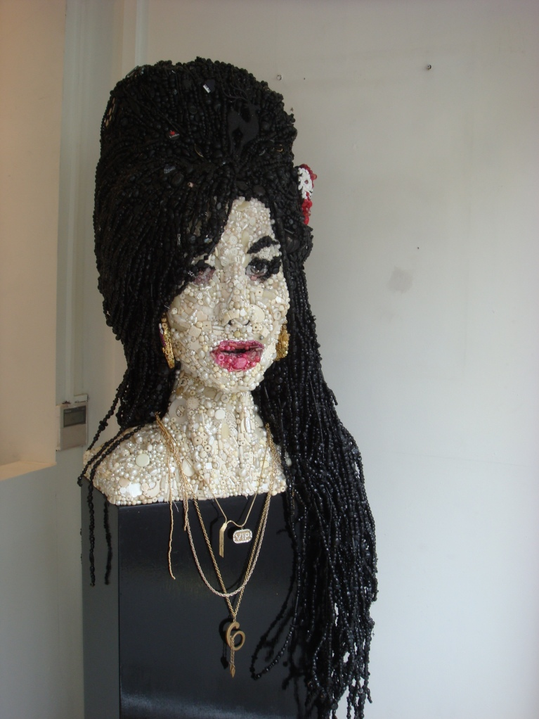 A very kind portrayal of Miss Winehouse