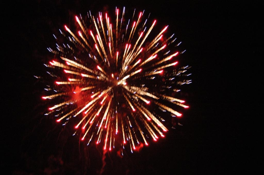 Lipari Fireworks