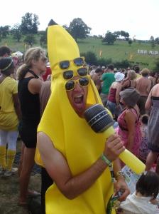 Rockin Banana