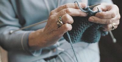 Knitting Nana Style