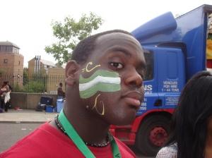 Nigerian Patriotism