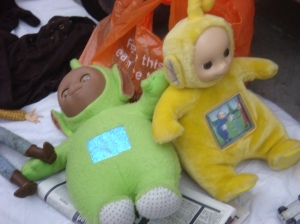 Teletubbies past their prime