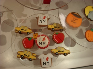 New York cookies and cupcakes