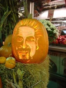 Pumpkin Man